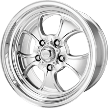 VN450 Hopster American Racing Wheels