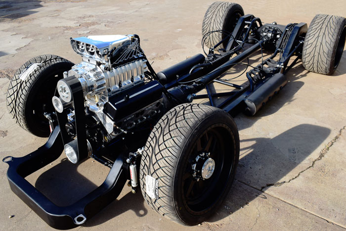 Workshop Wars C10 Chevrolet Pickup Chassis