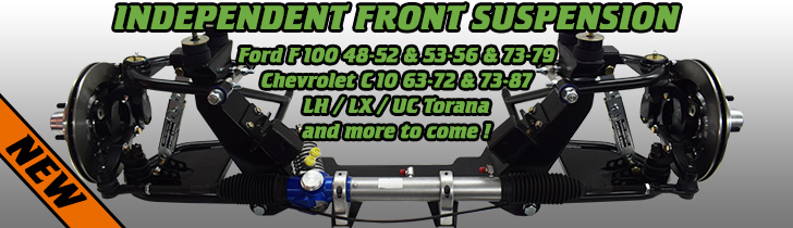 Independent Front Suspension Kits Australia