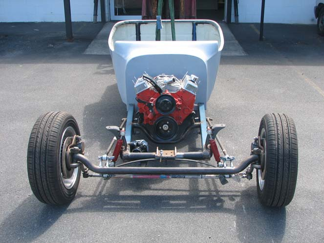1923 Ford T-Bucket  work #8