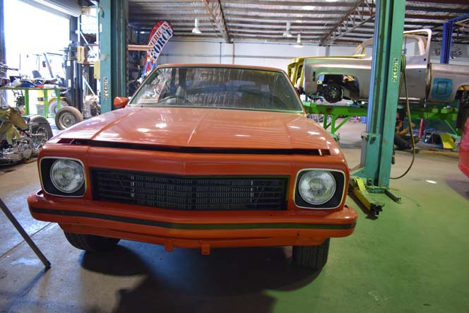 LX Torana Hatchback work #1