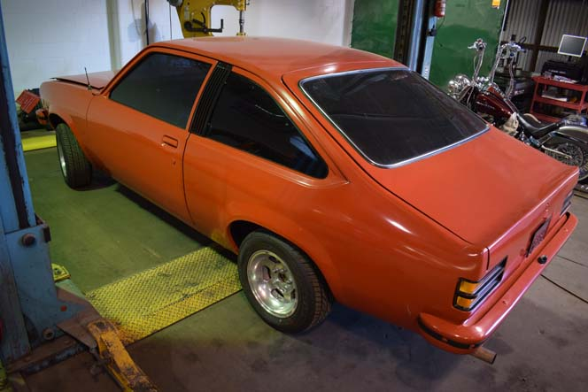LX Torana Hatchback work #3