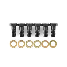 ARP PRESSURE PLATE BOLT KIT - HEX - 5/16-18 X 0.780 UHL - FORD V8