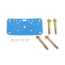HOLLEY FUEL BOWL SCREW & GASKET KIT FOR SECONDARY SIDE