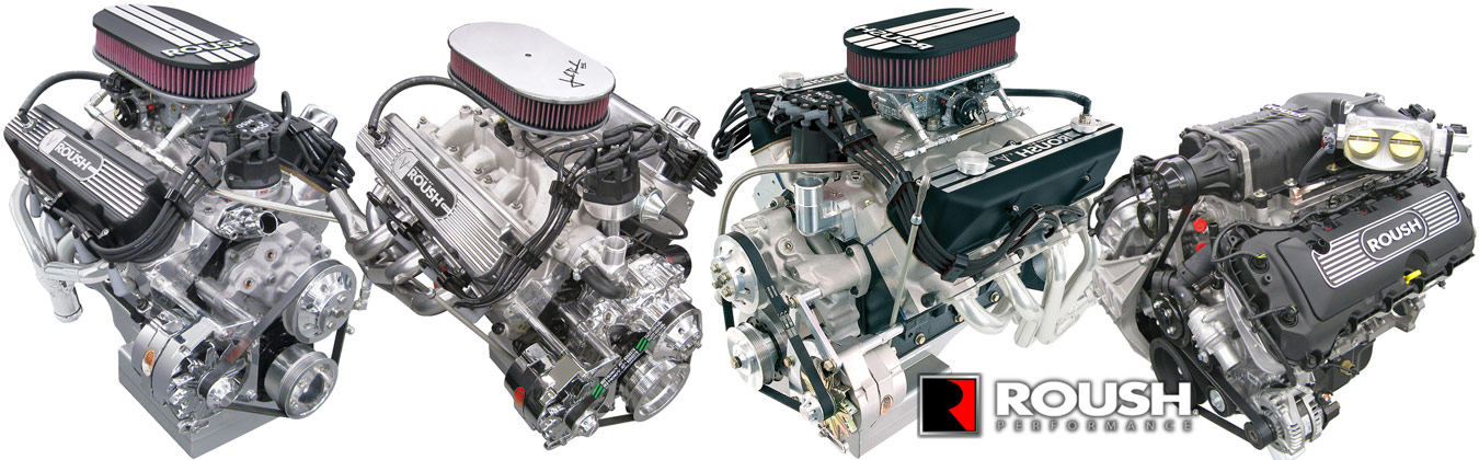 Roush performance engines superchargers australia brisbane ford roush ford engines 302w 351w fe and coyote 50l publicscrutiny Choice Image